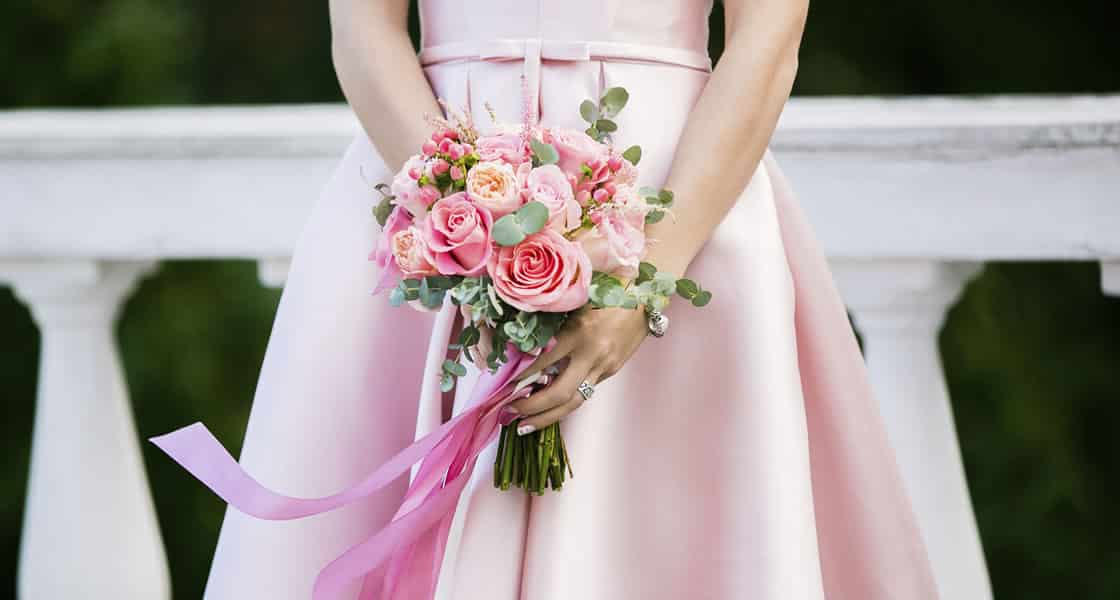 Flower Girls at an NYC wedding