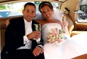 Jason and Cindy - Couple from New Jersey