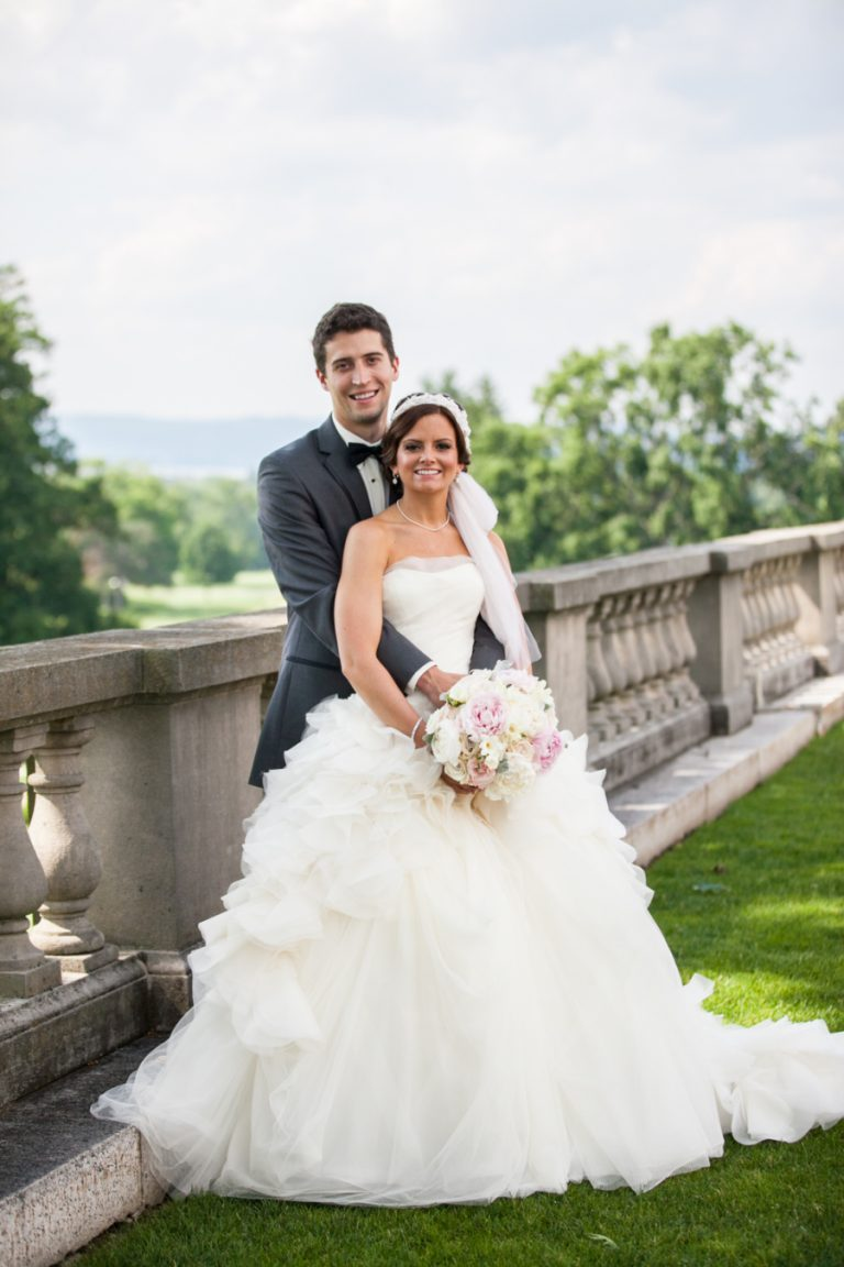 Sleepy Hollow Country Club Wedding from Sara Wight Photography