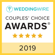 Wedding Wire Couple's Choice Award logo