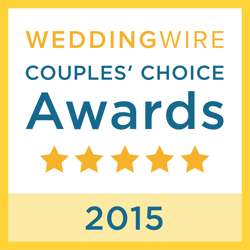 2015 Wedding Wire Bride's Choice Logo