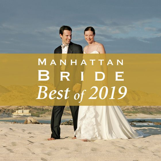 Manhattan Bride Best of 2019 logo
